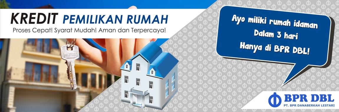 Kredit Pemilikan Rumah (KPR)