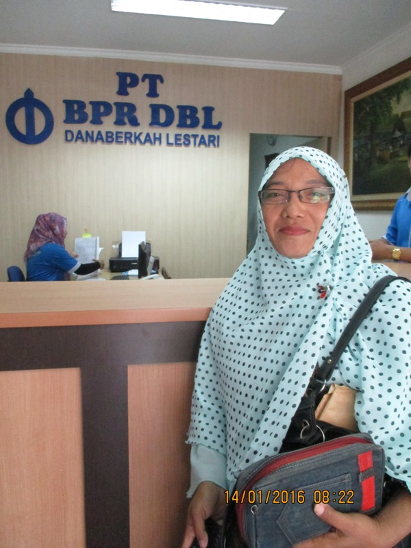 Suharsini-Nasabah-BPRDBL
